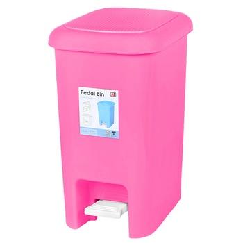JCJ Plastic Dust Bin 15 Liter # 2145