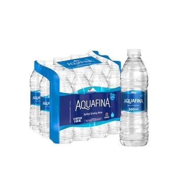 Aquafina Bottle Pet 12 x 500 ml