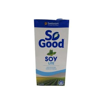 Sanitarium So Good - Lite Soy Milk 1 ltr