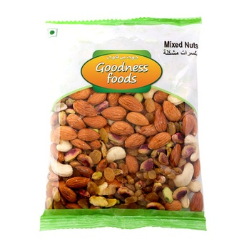 Goodness Foods Mixed Nuts 250g