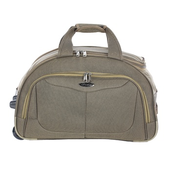 Voyager Duffle Bag 22- Soil Coloured