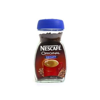 Nescafe Original Decaff 100g