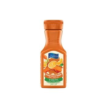 Al Rawabi Orange Carrot Delight Juice 350ml