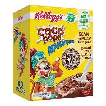 Kelloggs Coco Pops 2x375g