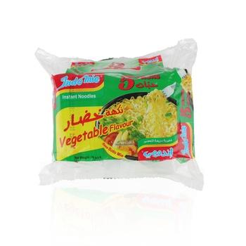 Indomie Noodles Vegetable 5 X 80g