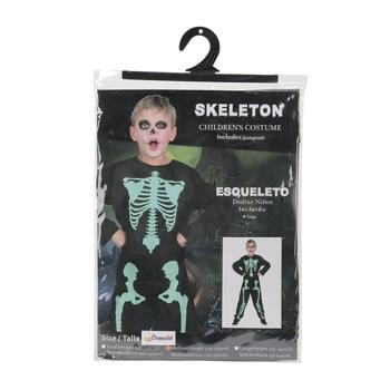 Chamdol Glow Skeleton Costume