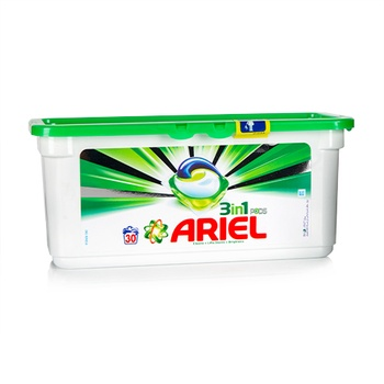 Ariel Detergent Power Capsules Machine Wash 30s