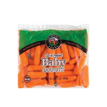 Baby Carrot Organic USA 454g