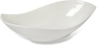 Porcelain Serving Bowl White