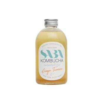 Saba Kombucha'Ginger And Turmeric  275ml