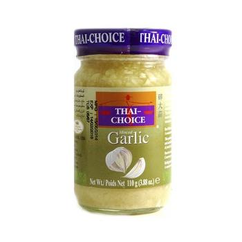 Thai Choice Minced Garlic 110g