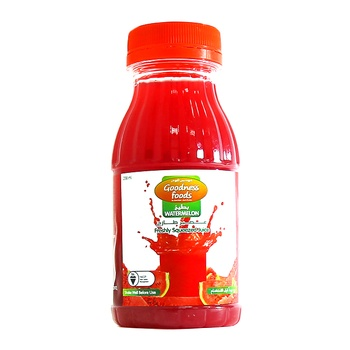 Goodness Foods Freshly Squeezed Watermelon Juice 200 ml