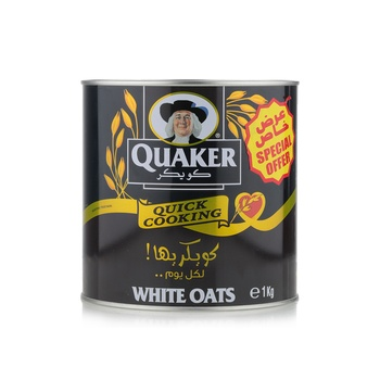 Quaker Oats Tin 1kg @ Special Price