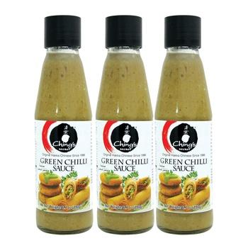 Chings Green Chilli Sauce 3x190g