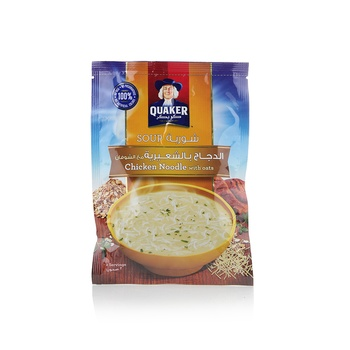 Quaker Soup Chicken Noodle With Oats 54g