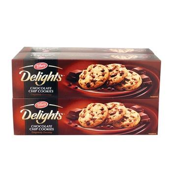 Tiffany Chocochip Cookies 4x100g