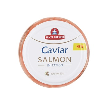 Santa-Bremor Salmon Caviar Imitation 230G