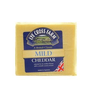 LXF Mild Cheddar Cheese 200g