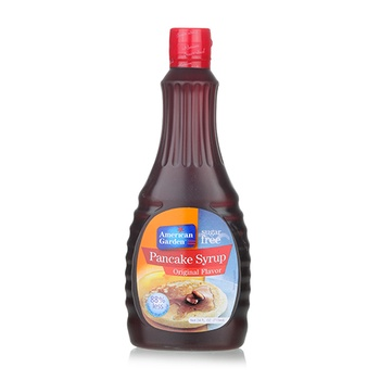 American Garden Syrup Pan&Waffle Sugar Free  24oz