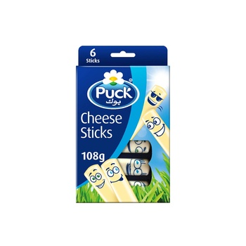 Puck cheese sticks 108g