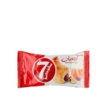 7 Days Croissant Cocoa Cream Filling 55g