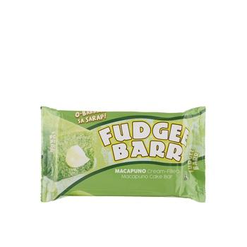 Fudgee Bar Maccpuno Cake Bar 10*42G