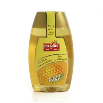 Nectaflor Natural Acacia Honey 250g