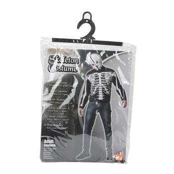 Chamdol Hood Skeleton Costume Sz:46