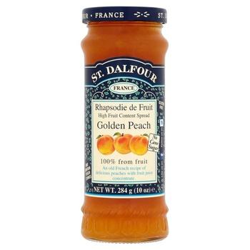 St. Dalfour Jam - Golden Peach 284g