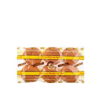 Golden Loaf Burger Buns 1 X 6