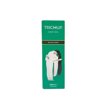 Trichup Hair Oil Black Seed 200ml