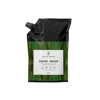 Soule Soups Super Green 500ml