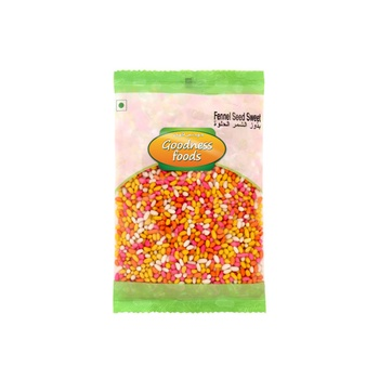 Goodness Foods Fennel Seeds Sweet 100g
