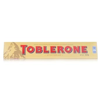 Toblerone Chocolate Yellow Milk 360g