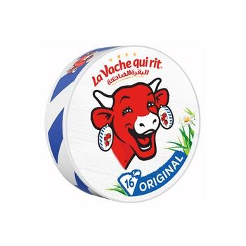La Vache qui rit Original Spreadable Cheese Triangles 16 portions 240g