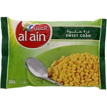 Al Ain Sweet Corn 3 x 500g