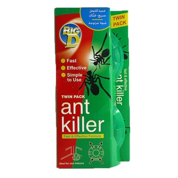 Big D Twin Pack Ant Killer 1X2