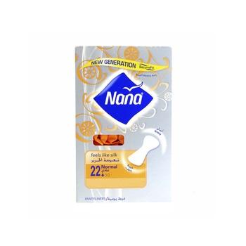 Nana Pantyliners Normal Single Wrapped 22pcs