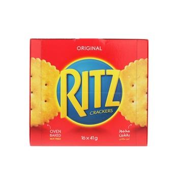 Nabisco Ritz Crackers 16x41g