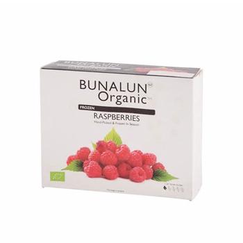 Bunalun  Org Raspberries 300g