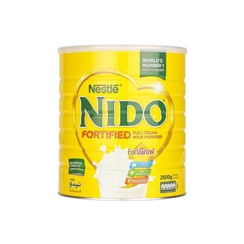 Nido Milk Powder 2.5kg Tin