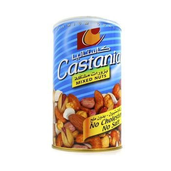 Castania Mixed Nuts Can 500g