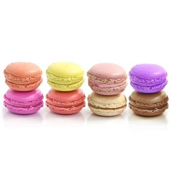 Assorted Macarons 8 pcs