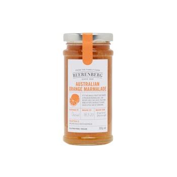 Beerenberg orange marmalade 300g