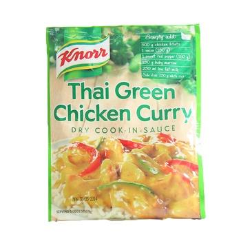 Knorr Thai Green Chicken Curry Sauce 47g