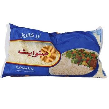 Sunwhite Calrose Rice 1kg