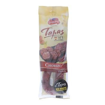 Campofrio Chorizo Serano Shrp 225g