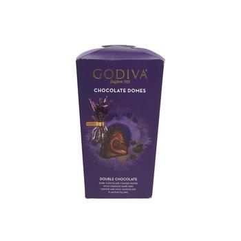 Godiva Dome Double Chocolate 130g