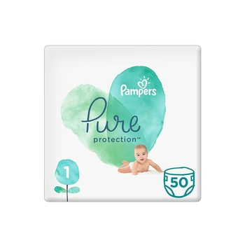 Pampers Pure Protection Size 1 50s