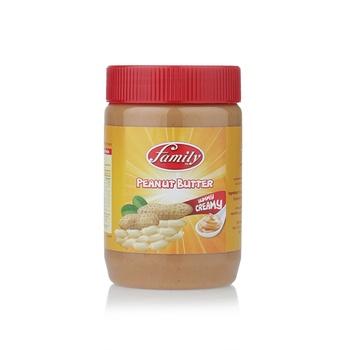 Family Creamy Peanut Butter 510g